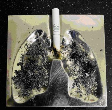 rokok gerbang tumor paru