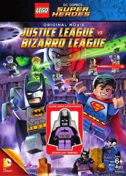 Justice League vs Bizarro League en Español Latino