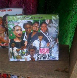 Nollywood Releases New Movie Asuu Strike.