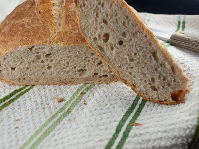 chleb ziemniaki zakwas