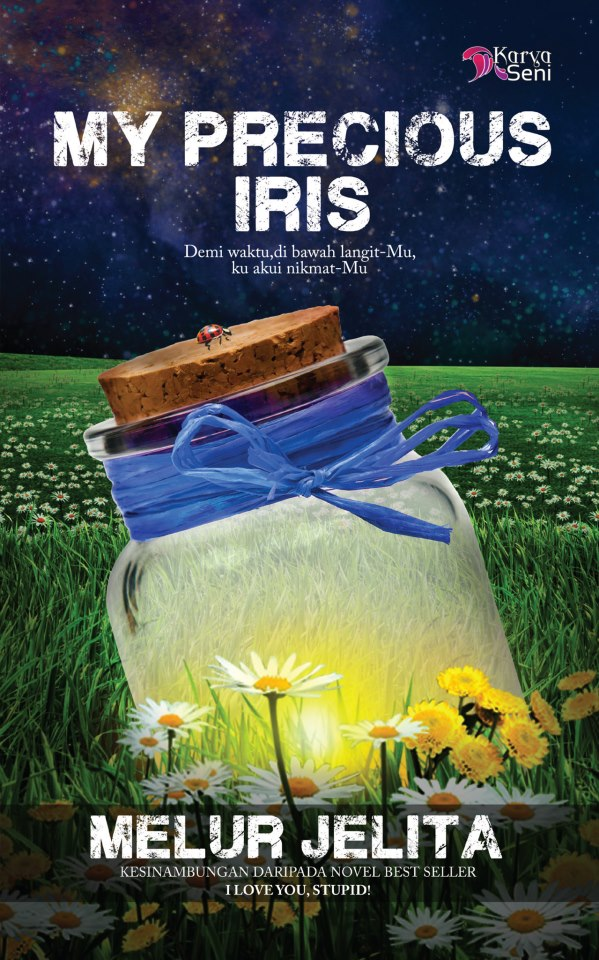 novel my precious iris, sinopsis my precious iris