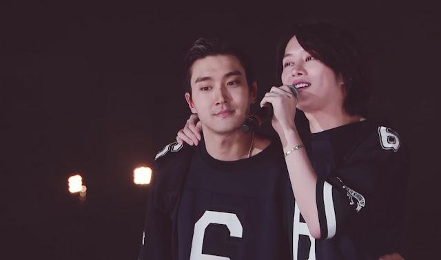 Siwon & Heechul