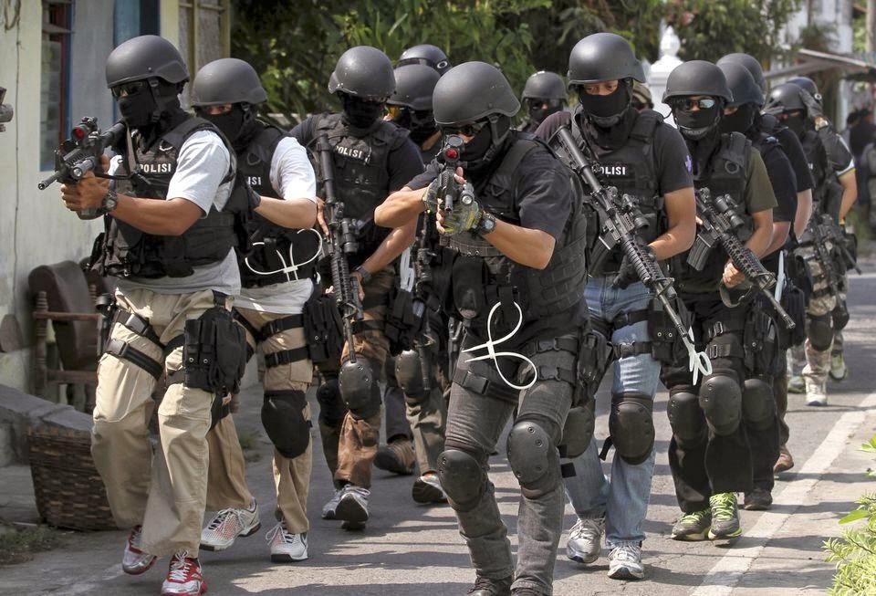 MMI : Kekejaman Teroris Seperti ISIS Terinspirasi Dari Densus 88 ...
