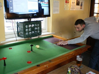 Bar Billiards in Baldock & Knebworth