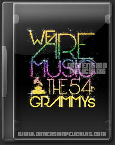 Entrega Anual Premios Grammy 2012 (HDTV Inglés)