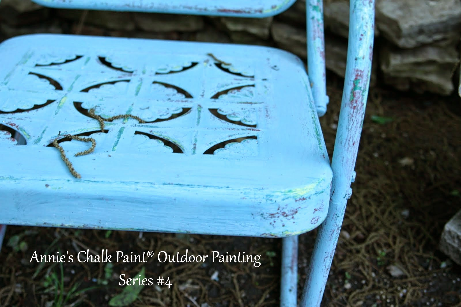 Outside Chalk Paint® Project #4
