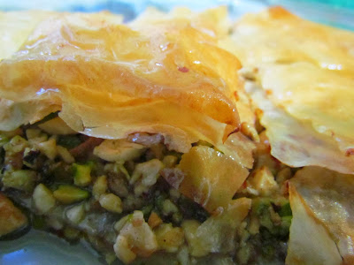 Baklava, home made, baking, Nigella Lawson, recipe, pastry, Christmas, potluck, middle-eastern, Turkish, sweet, Israel, syrup, pistachio, walnut, cashew, delicious, sticky, authentic, filo pastry