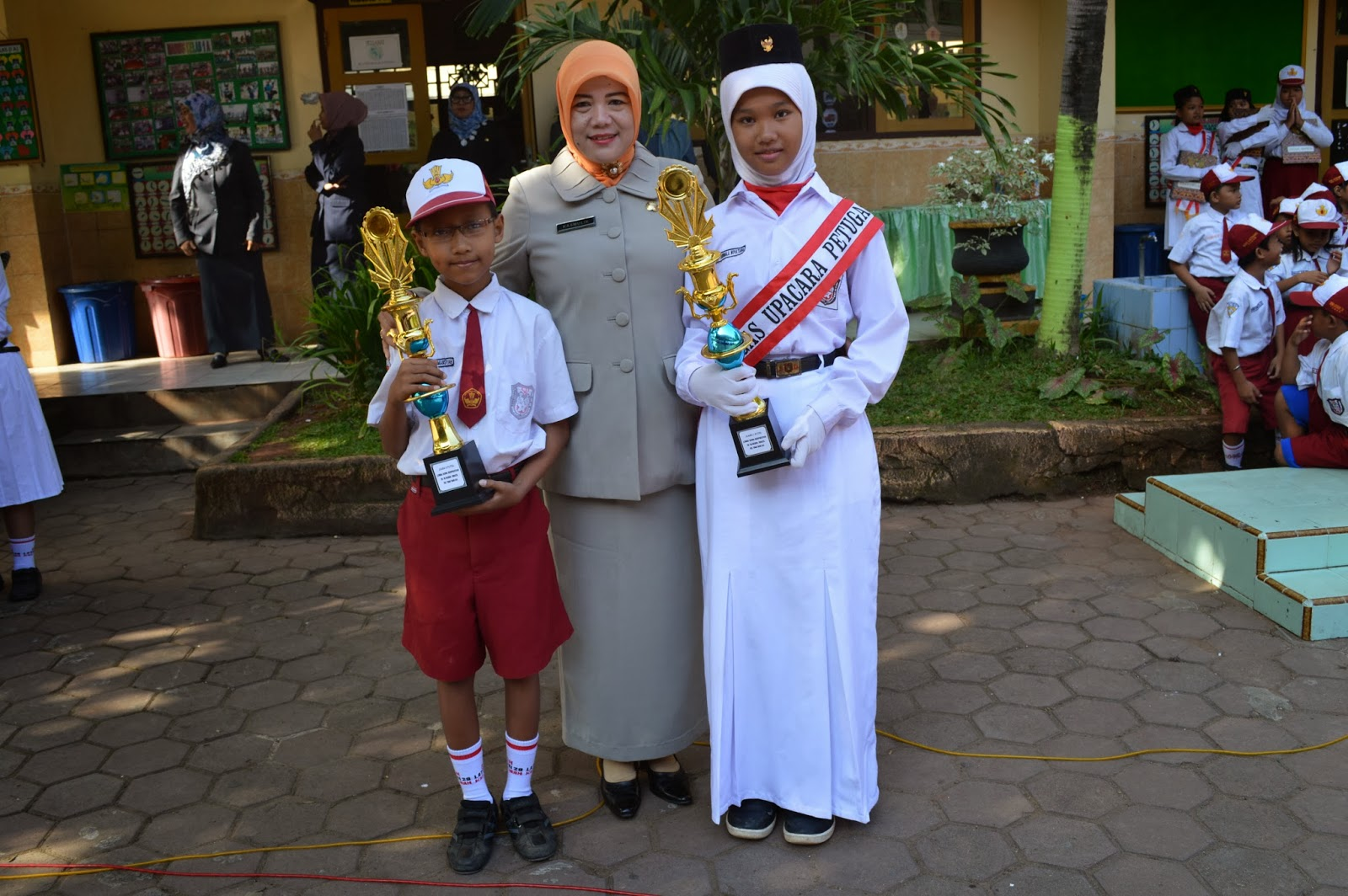 Sdn Latsari Tuban Juara Siswa Berprestasi Tk Kecamatan Tahun 2014