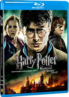 Filme Poster Harry Potter e as Relíquias da Morte: Parte 2 BDRip Dual Audio & RMVB Dublado