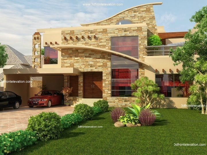 New House Designs 2014
