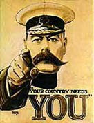 Horatio Kitchener Poster