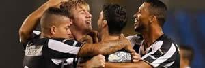 Botafogo-RJ 5 x 0 Sampaio Corrêa: Veja os gols da partida