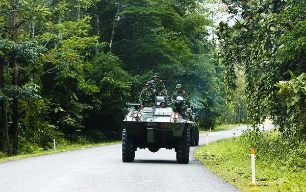 Tak Ada Operasi Gelap di Papua