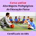 Curso online Abordagens Pedagógicas da Educação Física