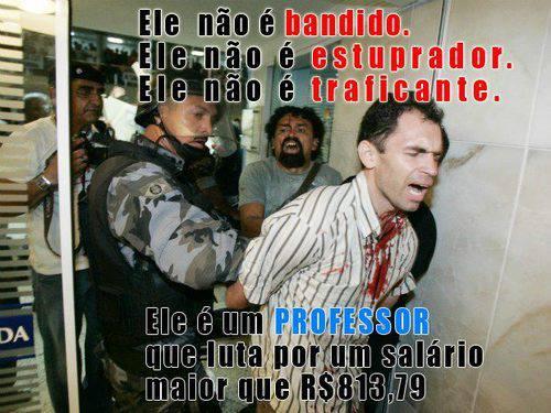 Qual o sentido da educação no brasil