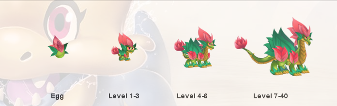 double flame dragon element flame flame double electric dragon element