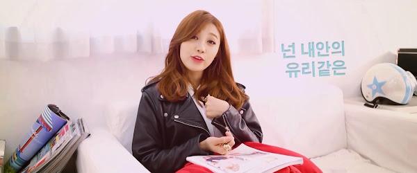Apink Eunji Crystal
