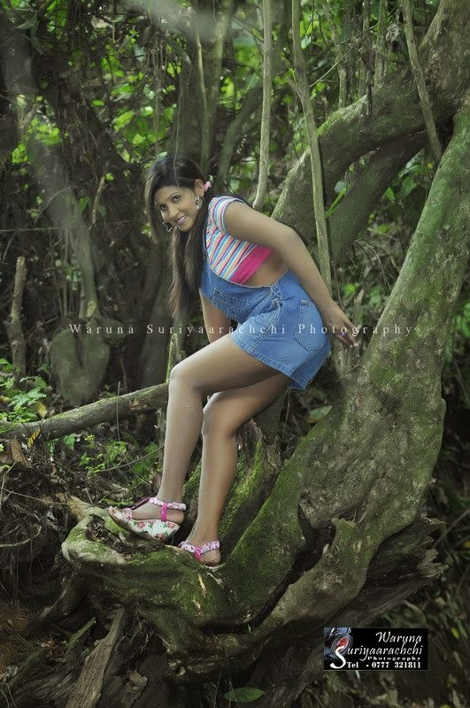 Anjula Gamage gala penawa