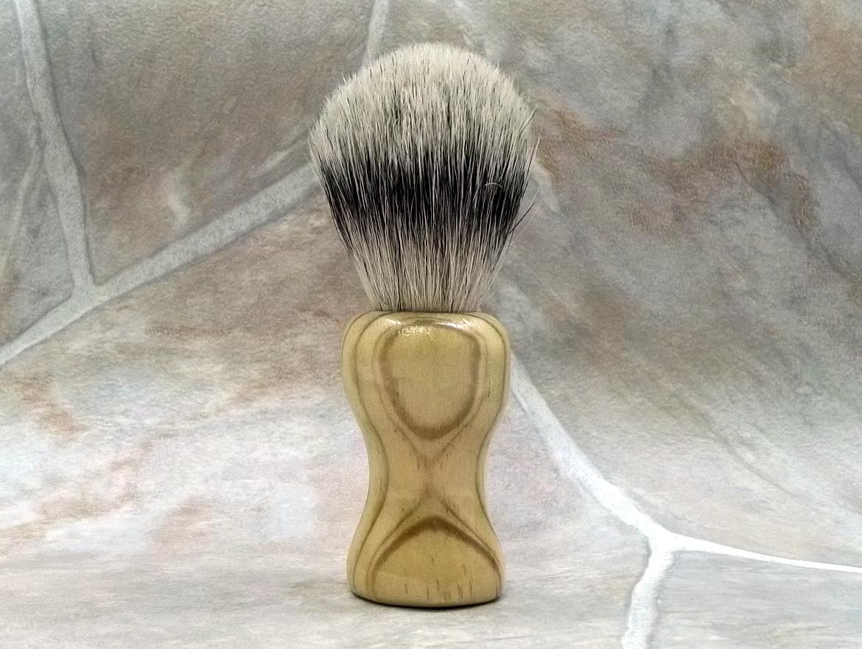 jayaruh shaving whipped dog 22 mm silver tip