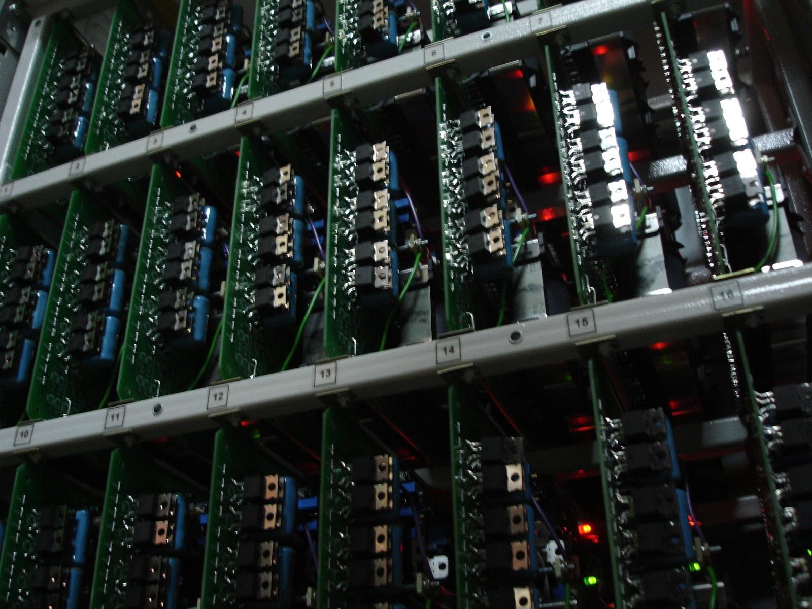 Размещение кассет каналов в источнике