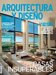 Cover for Arquitectura y Diseño (Issue No. 135)