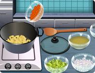 العاب طبخ سارة