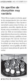 La Voz de Almería 26 de Diciembre 2011