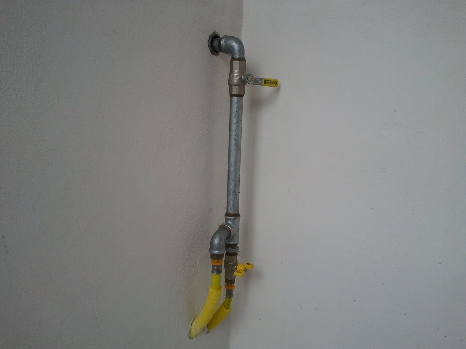 Cooperativa borgonuovo 167 barletta dicembre 2011 - Tubazioni gas metano interrate ...