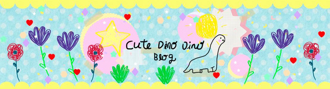 Cute Dino Dino Blog