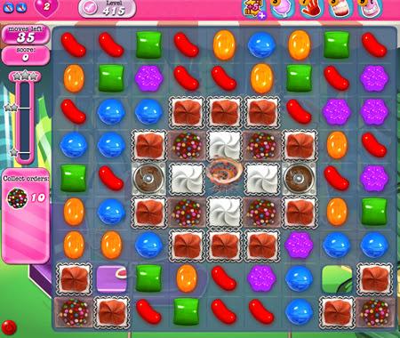 Candy Crush Saga 415