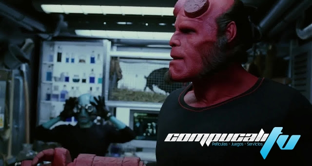 Hellboy 1 y 2 1080p HD Latino