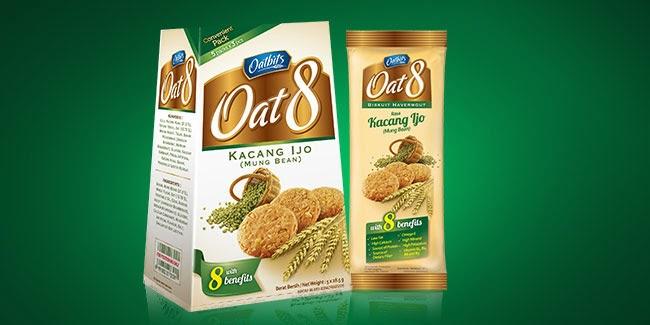 Kesehatan : Kombinasi Kacang Hijau dan Oatmeal