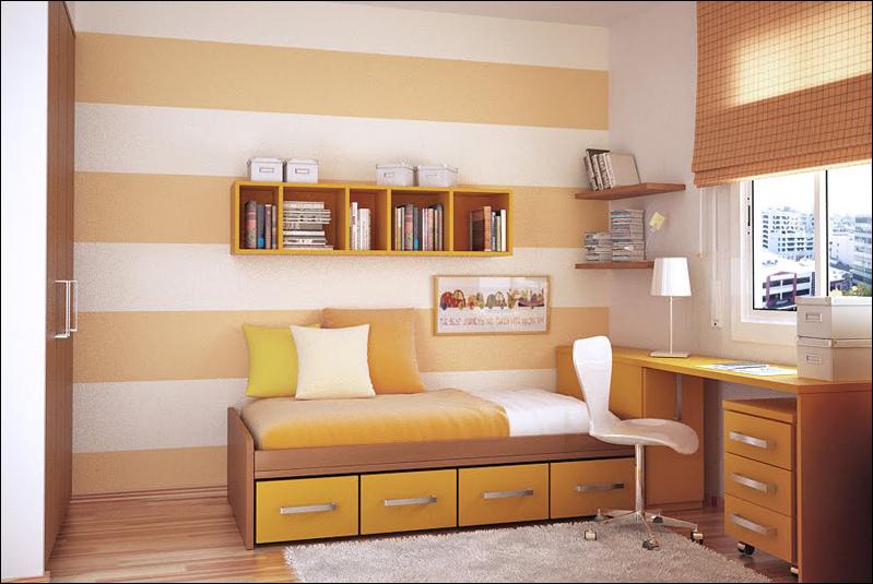 Modern Design for Teenage Boys | Room Design Inspirations