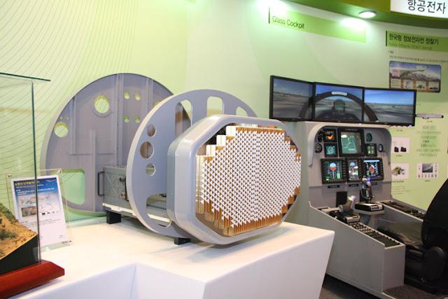 Saab dan Selex Tawarkan Radar Canggih Untuk Pesawat Tempur KFX-IFX