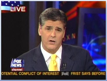Piece of shit Hannity