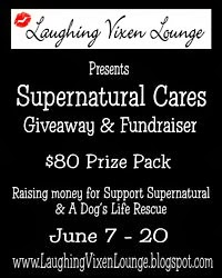 Supernatural Giveaway! Win Goodies From LVL & Deep Midnight Perfumes & Help Raise Money For Charity
