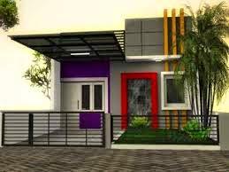 Minimalist House Design One Floor Home Design