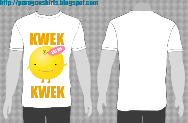 Simsimi Inspired Shirt Design