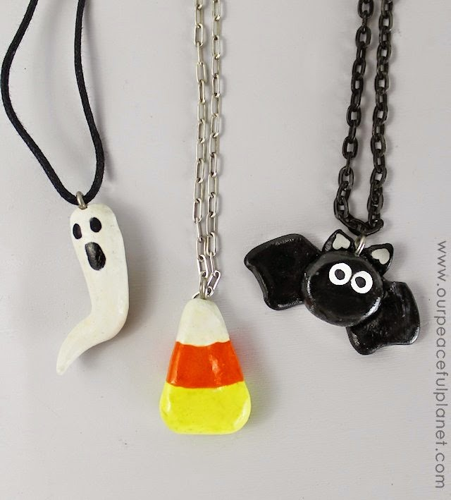 http://ourpeacefulplanet.com/2014/10/13/simple-halloween-clay-jewelry-etc/