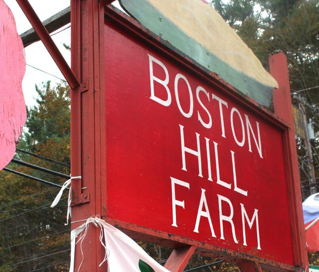 boston hill farm andover massachusetts
