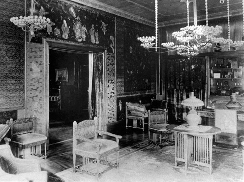 Historia Diseo Industrial Art Nouveau Modernismo