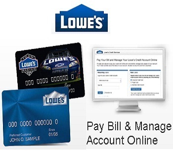 Lowe's Credit Card Payment