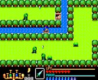 Golden Axe Warriors (Master System)