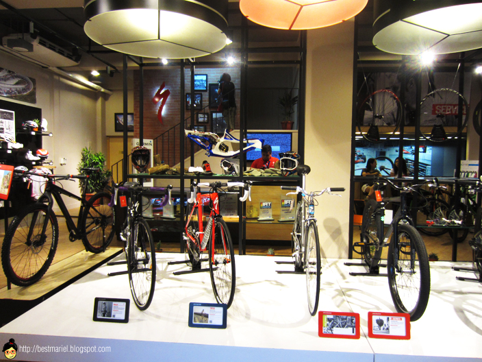 Bikes Per Minute Store Makati Geometry Fit biking needs