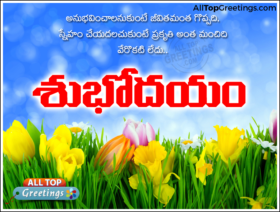 Good morning messages in telugu download good morning wallpaper good morning messages in telugu download inspirational telugu good morning greetings and nice m4hsunfo