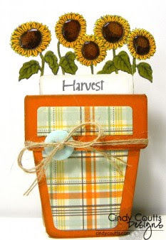 "ODBD ""Harvest Blessings"" Designer Cindy Coutts aka KY Southern Belle"