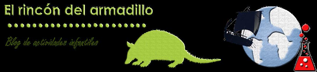 El rincón del Armadillo. Blog de actividades infantiles.