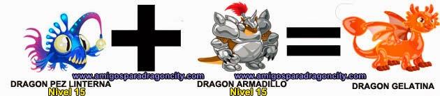 como hacer el dragon gelatina de dragon city formula 2