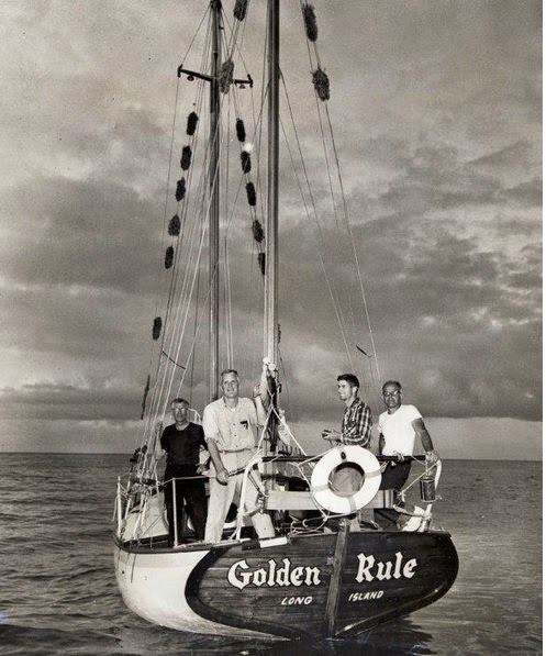 The Golden Rule to set sail again soon!