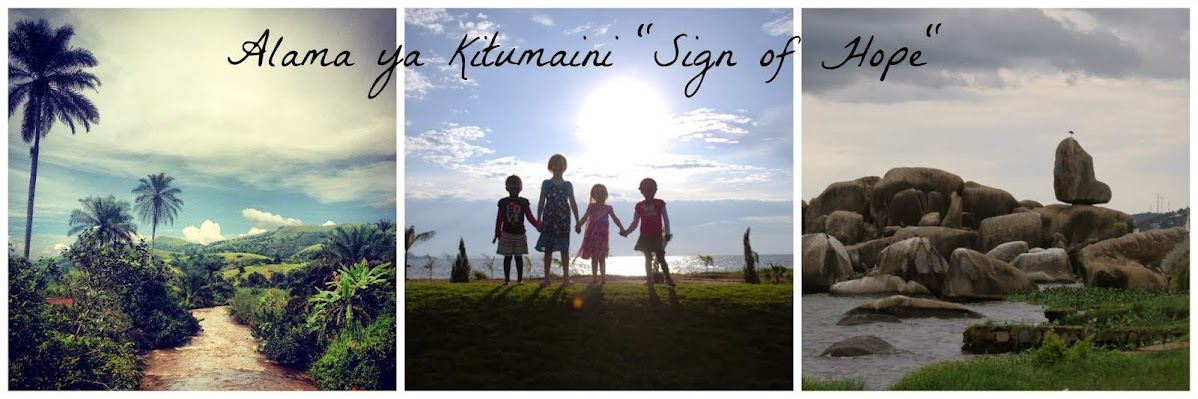 "~ Alama ya Kitumaini   ""Sign of Hope"" ~"